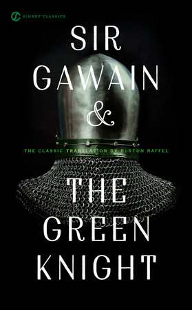 Cover image for Sir Gawain and the Green Knight