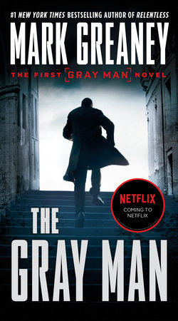 Cover image for The Gray Man