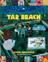 Cover of Tar Beach cover