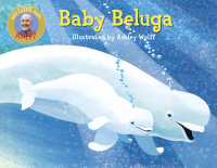 Cover of Baby Beluga cover