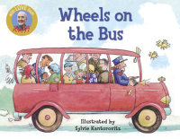 Cover of Wheels on the Bus cover