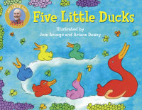 Cover of Five Little Ducks cover