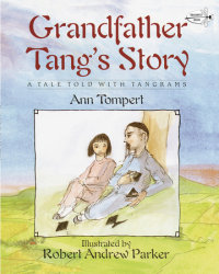 Cover of Grandfather Tang\'s Story