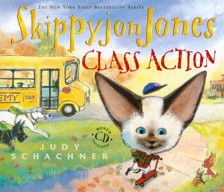 Skippyjon Jones, Class Action