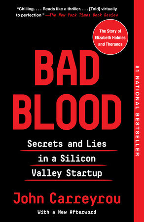Cover image for Bad Blood
