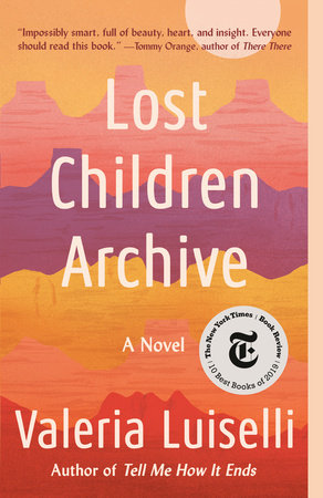Cover of Lost Children Archive