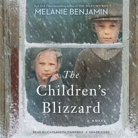 Cover image for The Children's Blizzard