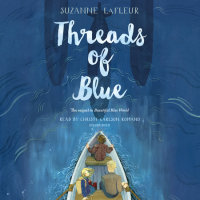 Cover of Threads of Blue cover