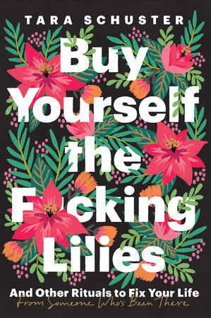 Buy Yourself the F*cking Lilies book cover
