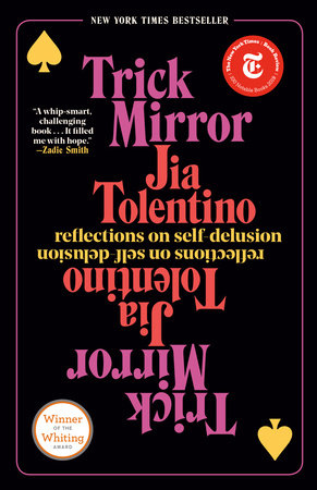 Cover of Trick Mirror