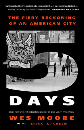 Five Days book cover
