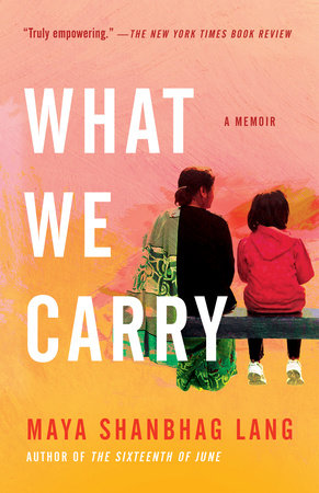 What We Carry book cover