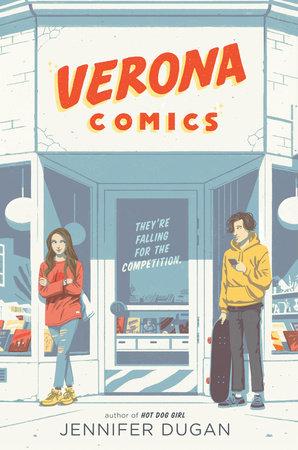 Cover image for Verona Comics