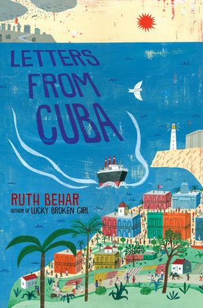 Cover image for Letters from Cuba