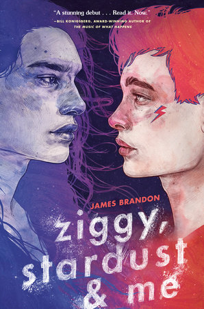 Cover image for Ziggy, Stardust and Me