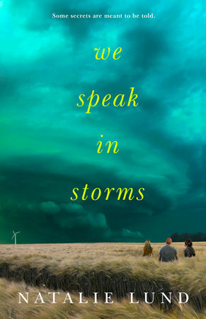 Cover image for We Speak in Storms