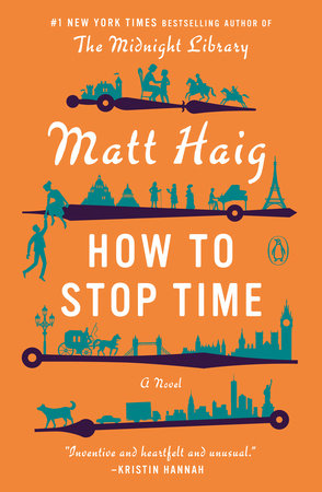Cover image for How to Stop Time