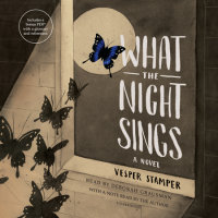 Cover of What the Night Sings cover