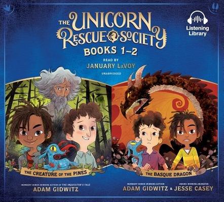 Unicorn Rescue Society Books 1-2