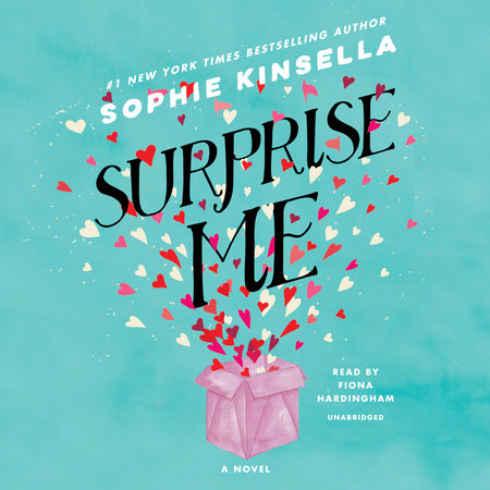 Surprise Me book cover