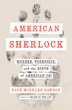 Cover image for American Sherlock