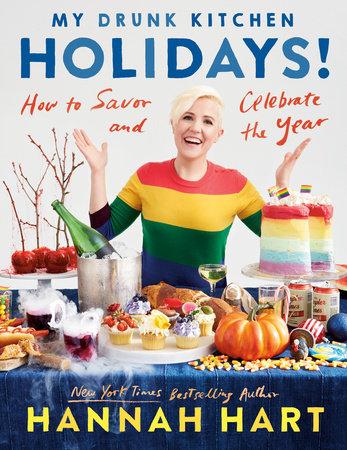 My Drunk Kitchen Holidays!