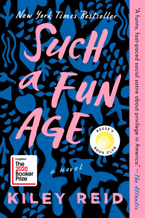 Cover image for Such a Fun Age