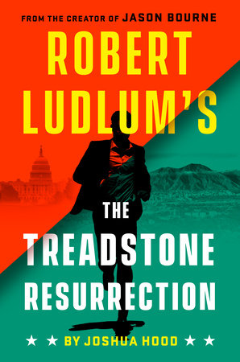 Cover image for Robert Ludlum's The Treadstone Resurrection