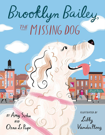 Brooklyn Bailey, the Missing Dog