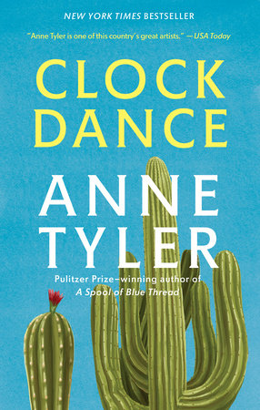 Clock Dance book cover