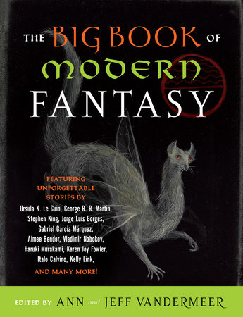 Cover image for The Big Book of Modern Fantasy