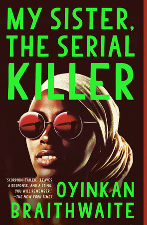 Cover image for My Sister, the Serial Killer