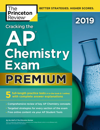 Cracking the ap biology exam, 2019 edition: practice tests +.