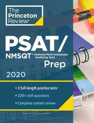 Princeton Review PSAT/NMSQT Prep, 2020