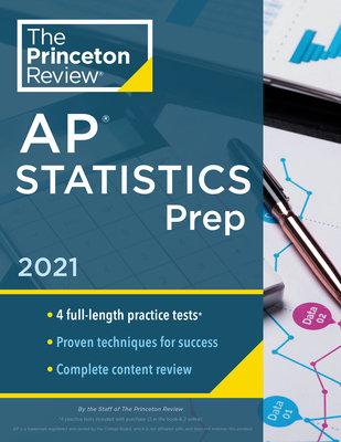 Princeton Review AP Statistics Prep, 2021