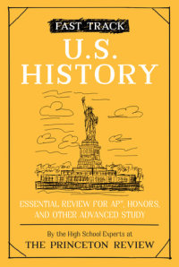 Book cover for Fast Track: U.S. History