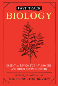 Book cover for Fast Track: Biology