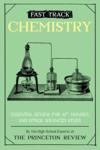 Book cover for Fast Track: Chemistry