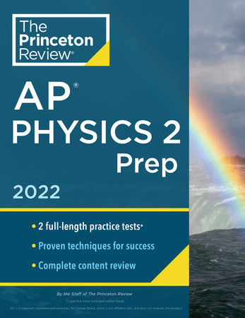 Princeton Review AP Physics 2 Prep, 2022