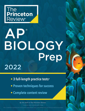 Princeton Review AP Biology Prep, 2022