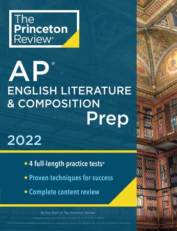 Princeton Review AP English Literature & Composition Prep, 2022