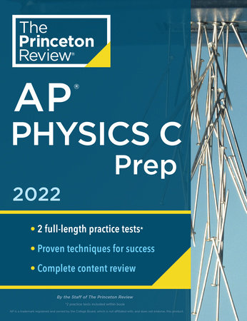 Princeton Review AP Physics C Prep, 2022