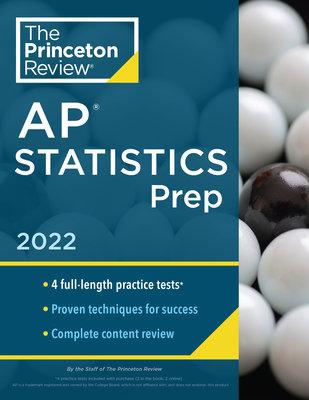 Princeton Review AP Statistics Prep, 2022