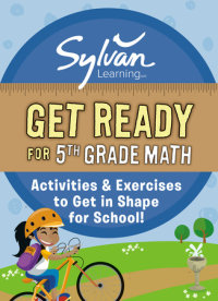 Book cover for Get Ready for 5th Grade Math