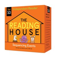 Cover of The Reading House Set 10: Sequencing Events cover