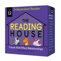 Cover of The Reading House Set 12: Cause and Effect Relationships cover