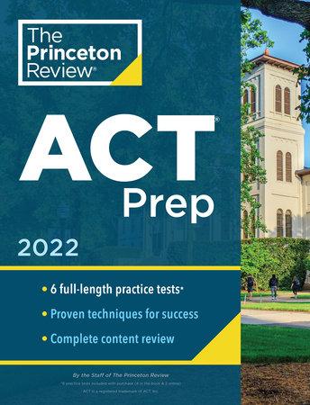 Princeton Review ACT Prep, 2022