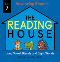 Book cover for The Reading House Set 7: Long Vowel Blends and Sight Words