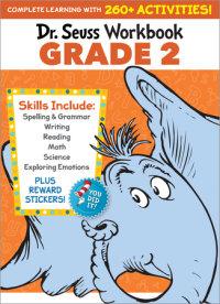 Book cover for Dr. Seuss Workbook: Grade 2