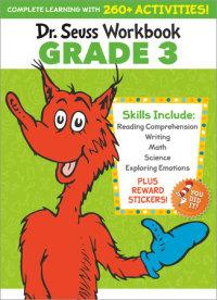 Book cover for Dr. Seuss Workbook: Grade 3